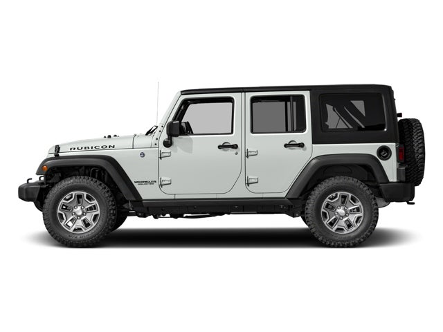 2016 Jeep Wrangler Unlimited Rubicon In Athens Ga Ford