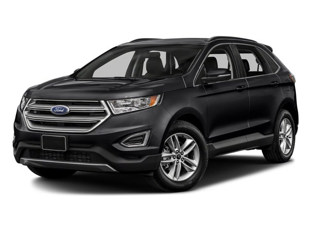 Ford Edge Sel In Athens Ga Athens Ford