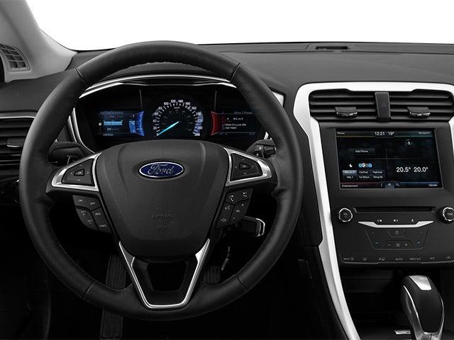 2014 Ford Fusion Titanium Athens Ga