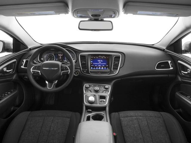 Chrysler 200 Limited >> 2016 Chrysler 200 Limited Athens Ga