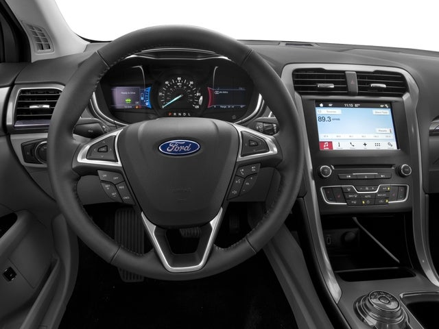 Ford Fusion Hybrid Se In Athens Ga Athens Ford