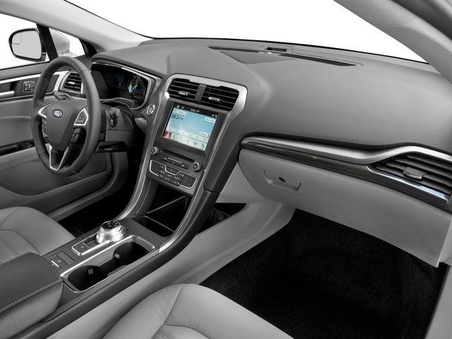 2018 Ford Fusion Hybrid Se In Athens Ga