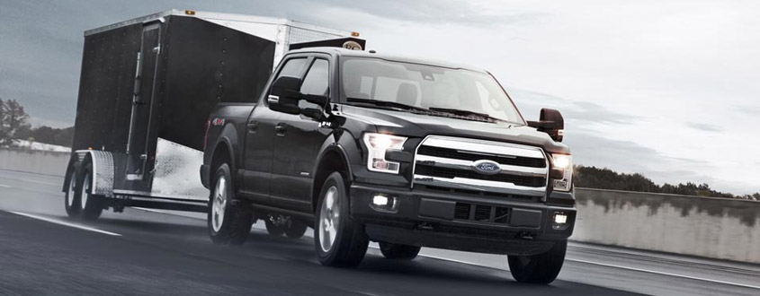 New Ford F 150 Aluminum Body Provides Improved Mpg