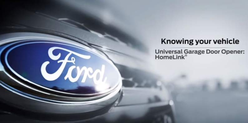 program  ford homelink athens ford