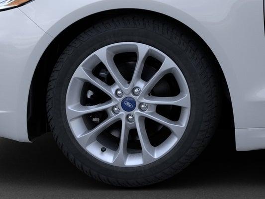 2020 Ford Fusion Se Athens Ga