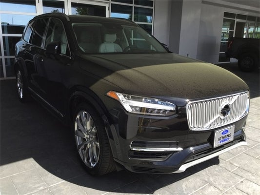 2018 Volvo Xc90 Hybrid T8 Excellence In Athens Ga Ford