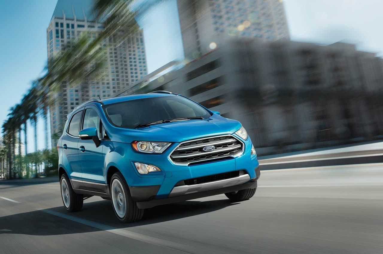 Ford Ecosport Athens Ford Ford Dealership